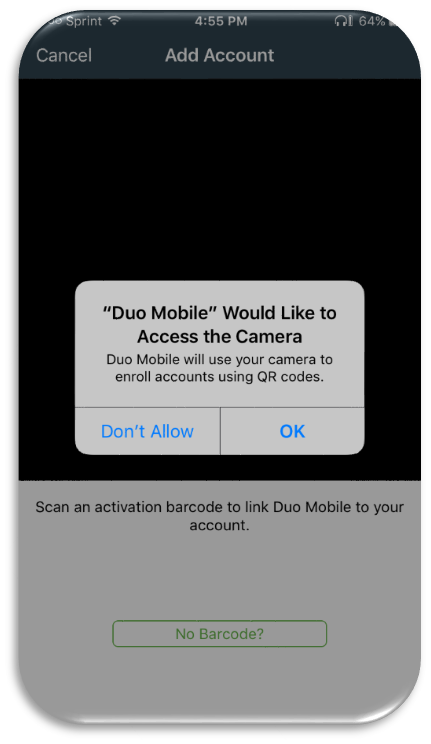Setting Up DUO Authentication | Finance & Business
